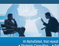 AlphaDetail Email Blast