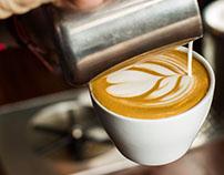 Abbey Coffee Co. -  Latte Art