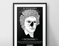 """EL EXTRAÑO: Singles """"Metroparc"""" + """"Volcán"""""""