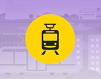 BKK - Drive the tram - Facebook application