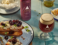 Andes Criolla beer Campaign
