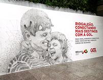 Gol + RIOgaleão • Conectando mais Destinos