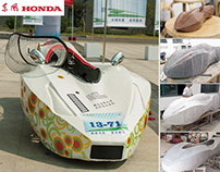 【ID&手造】Honda Auto Competition-Chapter1