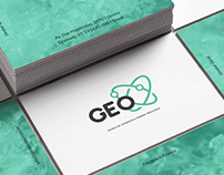 Geo - Logotipo e identidade visual.