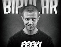 Feeki: Bipolar - AlbumArt