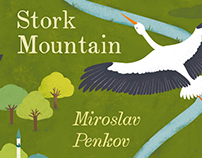 'Stork Mountain' Book cover