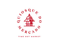 Quiosque do Mercado - Branding