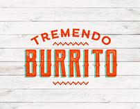 TREMENDO BURRITO / BRANDING