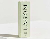 LAGOM - Brand Identity
