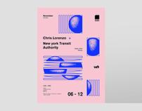 Audio Brighton - Poster selection