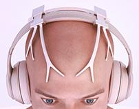 STANS NEUROHEADPHONES GARNITURE