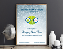 EESTEC Competition for Android - Promotional material