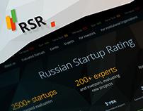 RSR Website UX/UI