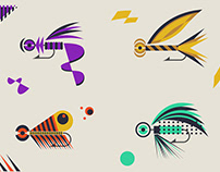 Abstract Lure Designs