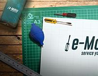 e-Mohsi | Branding