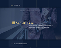 Society 51 Website & Brand Guide