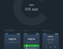 Status iOS app