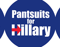Pantsuits for Hillary
