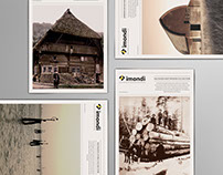 Brochures for imondi