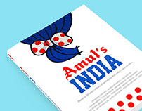 Amul's India - Book Covers