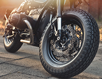 BMW R 100 R  - Sinroja Motorcycles