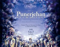 Punerjehan - the musical