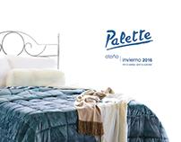Catálogo Palette Colección Otoño-Invierno 2016