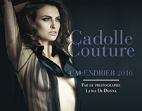 Calendrier Maison Cadolle Couture 2016