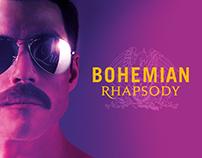 Bohemian Rapsody   Social Media
