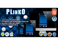 HTML5 Game: Plinko Casino Edition