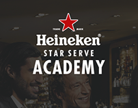Heineken Star Serve icons