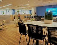 Office kitchen design - WDI Group