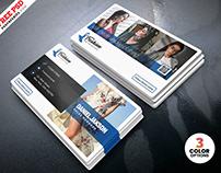 Clean Fashion Designer Business Card PSD