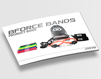 B-Force Bands Product Book