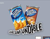 Modelado Club Social
