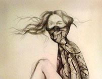 pencil drawings