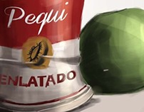 Canned Pequi