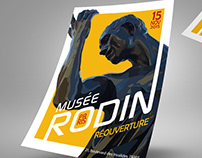 Reapertura del Museo Rodin