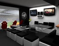 Eintracht Frankfurt | Alfa Romeo Skybox