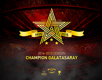 Champion Galatasaray Wallpaper (4 star)
