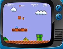 Flash Animation Mario Bros