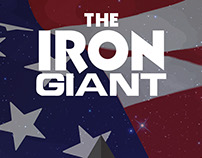 "Movie Poster Redesign: ""The Iron Giant"""