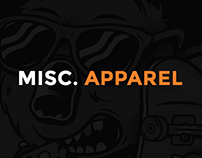 Misc. Apparel