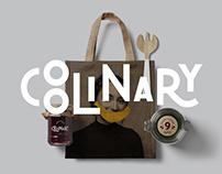 Coolinary Brand design / identity