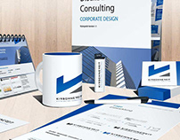Corporate Design Kirschnereit Distribution Consulting