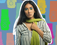 Quirk Box with Blogger Naznin Suhaer