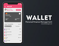 Wallet – Personal Finance Management Ap