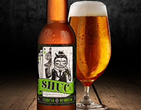 SHUC - Beer label -