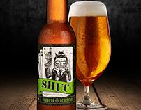SHUC - Beer label -