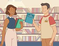 EXPERIÊNCIAS LITERÁRIAS | TAG - 2D Animation